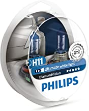 Philips Diamond Vision H11 bombillas de faros (Pack doble)