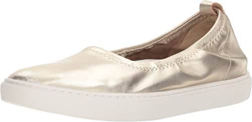 Kenneth Cole Cole Cole New York Wohommes Kam Ballet Flat Stretch paniers, Light or, 6.5 M US 81f