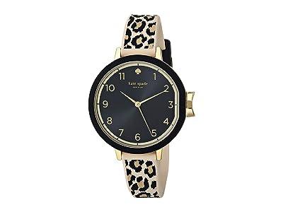 Kate Spade New York Park KSW1485 (Black/Brown) Watches