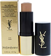 All Hours Foundation Stick - B40 Sand by Yves Saint Laurent for Women - 0.32 oz Foundation