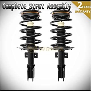 WIN-2X New 4pcs Front+Rear Right+Left Quick Complete Suspension Shock Struts /& Coil Springs Assembly Kit Fit 97-05 Buick Century 97-04 Regal /& 97-03 Pontiac Grand Prix