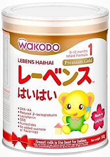 Wakodo Lebens Satge 1 Premium Gold Infant Formula 0-12months, 300 g