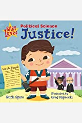Baby Loves Political Science: Justice! (Baby Loves Science) Kindle Edition