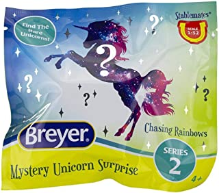 Breyer Horses Stablemate Mystery Unicorn Surprise: Chasing Rainbows Blind Bag #6056