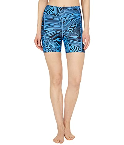 YEAR OF OURS Psychedelic Short Shorts Women