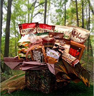 Gift Basket Drop Shipping 851892 Camo Man Care Package