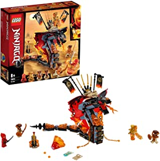 LEGO Ninjago Fire Fang for age 8+ years old 70674