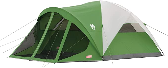 Coleman Evanston Dome Tent with Screen Room (6/8 Person)