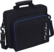 PortableTravel Carrying Case Bag for PlayStation4 Pro, PS4 Pro System Console and Accessories