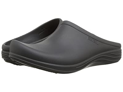 Aetrex Lynco Clog (Charcoal) Women