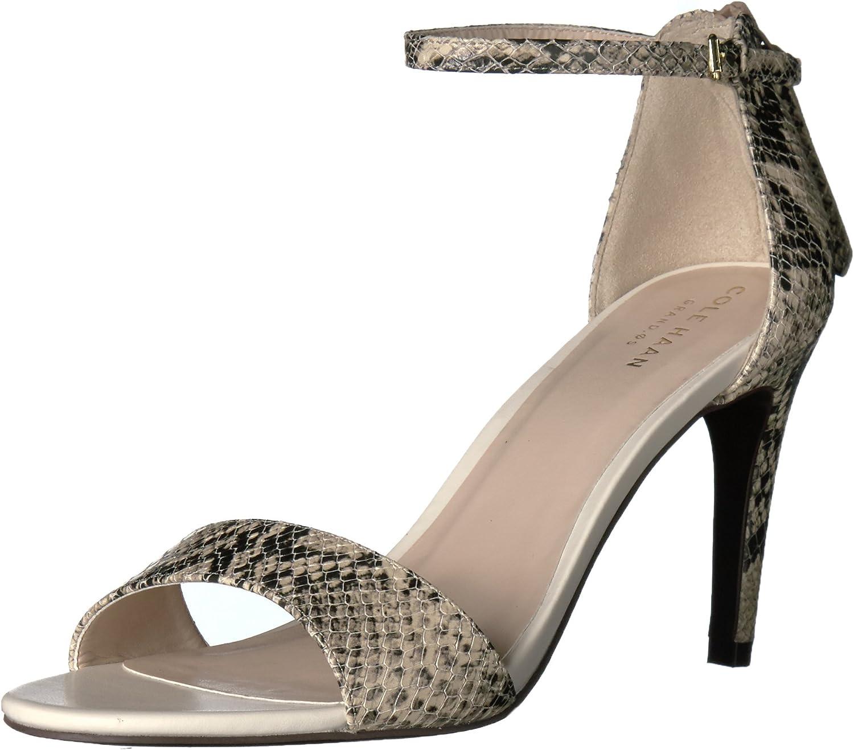 Damen Clara Grand 85mm Sandalen mit Absatz, schwarz schwarz  Einzelhandelsgeschäfte