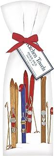 Skiis and Poles Towel Set