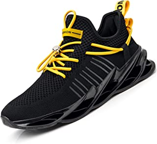 Damyuan Scarpe da Corsa Uomo Casual Running Jogging Trekking Fitness Sportive Ginnastica Palestra Sneakers for Trail And Travel