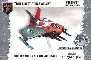 Dust Tactics: Axis Horten HO-347 Aircraft