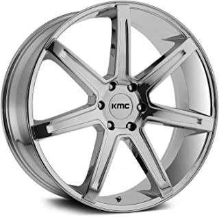 KMC KM700 REVERT PVD Wheel with Chrome and Chromium (hexavalent compounds) (22 x 9.5 inches /5 x 74 mm, 38 mm Offset)