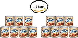 PACK OF 14 - NESTLE LA LECHERA Dulce de Leche 13.4 oz. Can