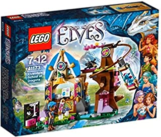 LEGO Elves - Set Escuela de Dragones