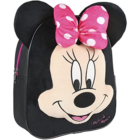 Cerdá Life's Little Moments Mochila Infantil Minnie Mouse - Licencia Oficial Disney Studios