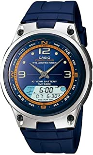 f4bc4e63be1 Relógio Masculino Analógico Casio Illuminator AW822AVDF - Azul