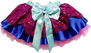 So Sydney Sparkle Running Costume Skirt Race Tutu, Costume, Princess, Ballet, Dress-Up, 5K
