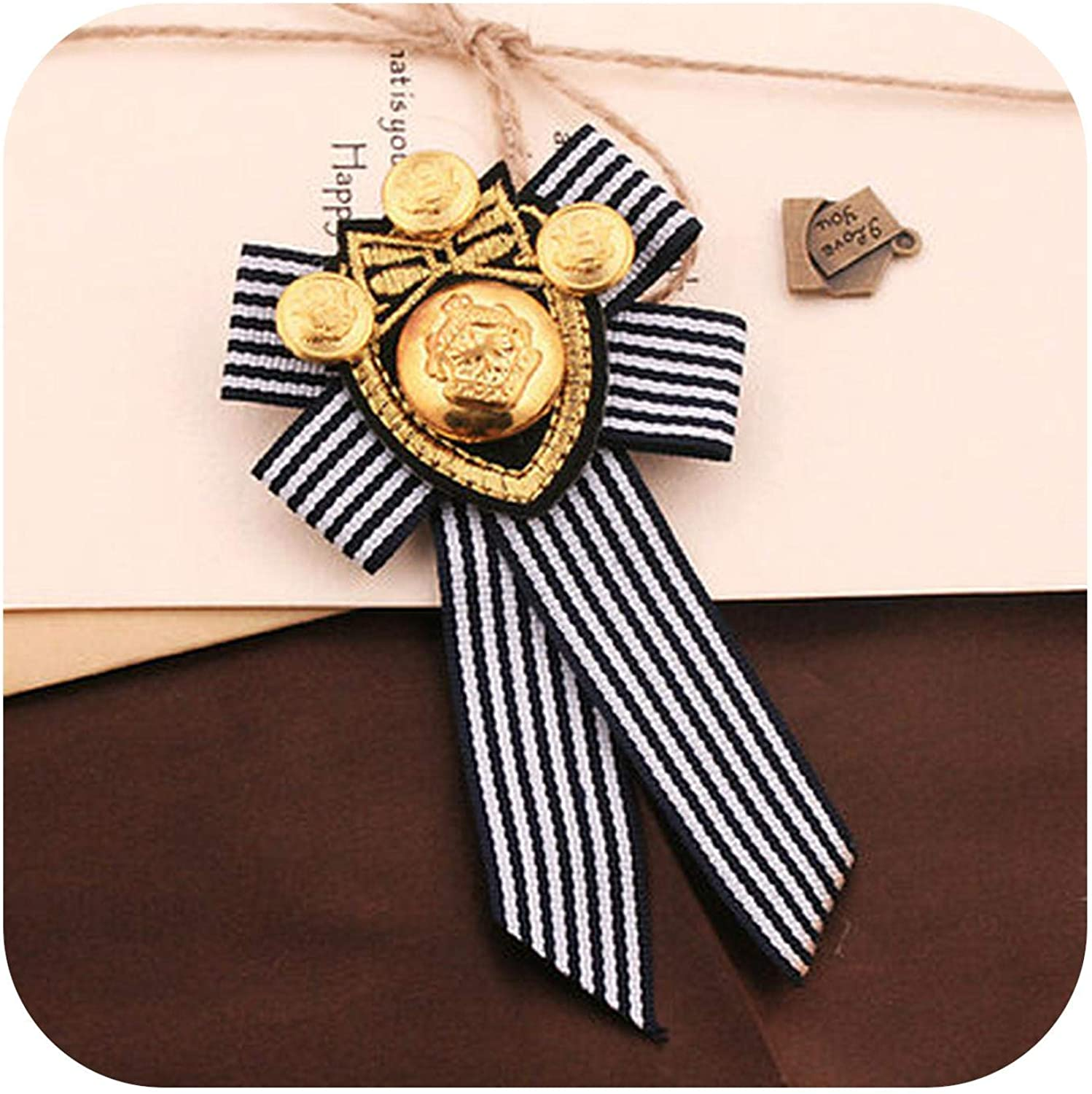 2020 Direct Selling Hot Plated Free shipping New Lovers' Trendy Fema Cash special price Broche Anchor