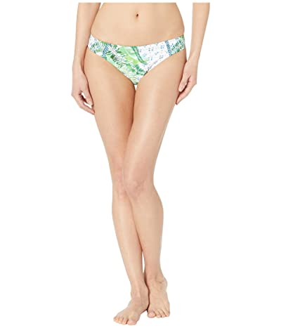 Nanette Lepore Palm Patchwork Charmer Bottoms (Multicolored) Women