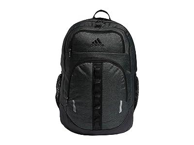 adidas Prime V Backpack (Jersey Legacy Green/Black) Backpack Bags