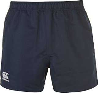 Canterbury Professional Rugby Shorts Mens Navy Bottoms Gym Fitness Sportswear