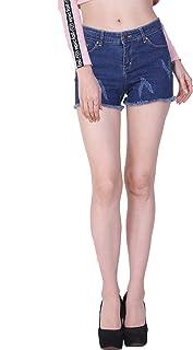 K's more Denim Women's Shorts