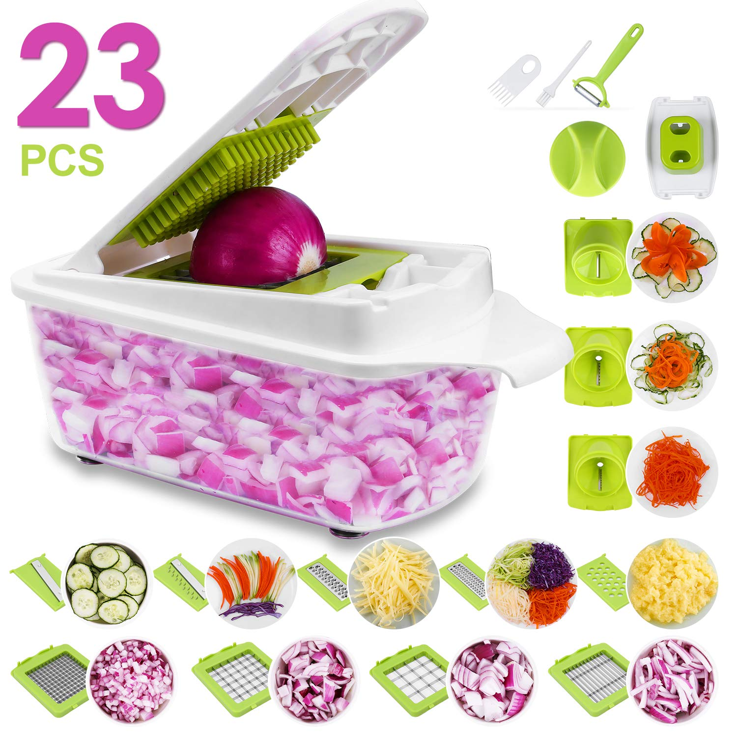 Sedhoom 23 Vegetable Chopper Generation
