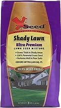 X-Seed 20009 3 Lb Ultra Premium Shady Lawn� Lawn Seed Mixture