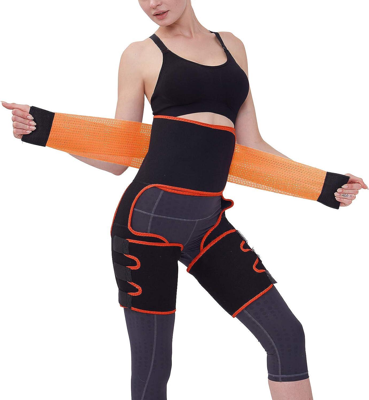 Women Waist Trainer Corset, Zipper Vest Body Shaper Cincher Tank Top with Adjustable Straps Slimming Body Shaper Belt