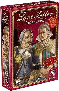 Pegasus Spiele 18213G – Love Letter Extension