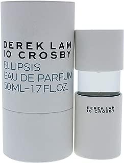 Derek Lam 10 Crosby | Ellipsis | Eau De Parfum | Floral and Woody Scent | Spray Perfume for Women | 1.7 Oz, 1.7 Ounce