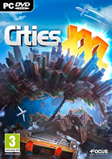 Cities XL Platinum (PC DVD)