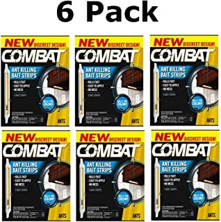 Combat Ant Killing Bait Strips, 5 Count (6 Pack)