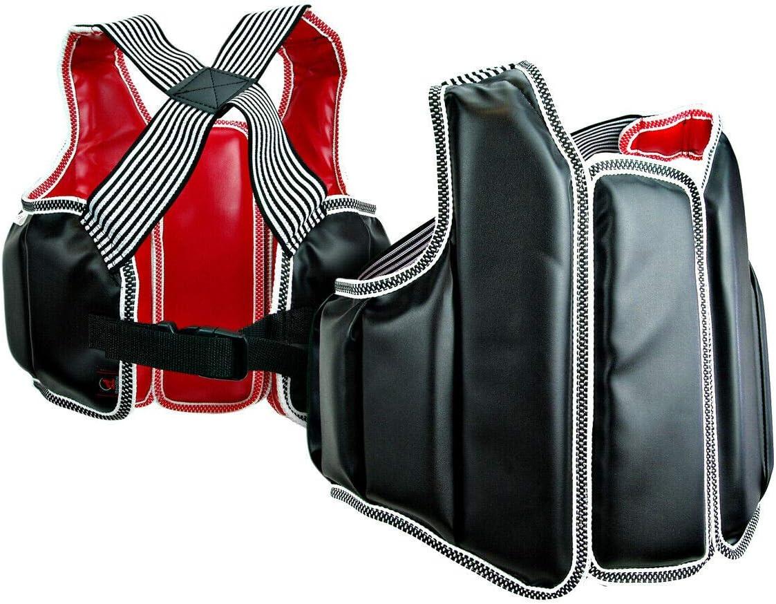 Martial Arts Jacksonville Mall Chest Popular Guard Reversible Taekwondo Body Protector Bo