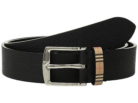 Burberry Gray 35 PG Belt