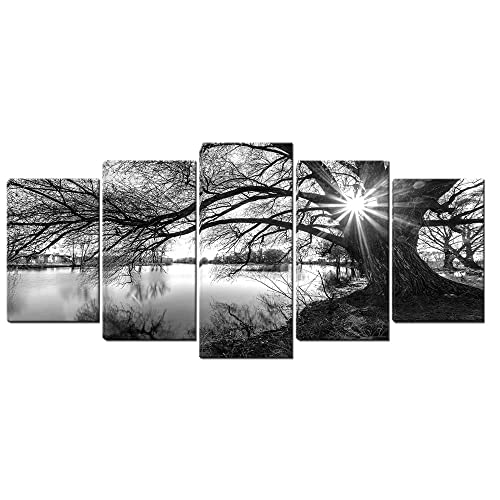 Black Trees Paintings: Amazon.com
