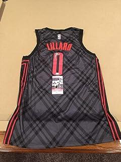 timeless design bac8b 5758d Amazon.com: damian lillard jersey