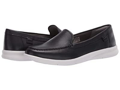 Rockport Ayva Washable Loafer (Black) Women