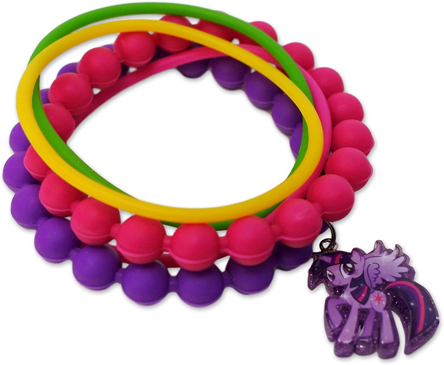 My Little Pony Bracelets Limited price sale for Twilight Girls with Sparkle Charm Ranking TOP9