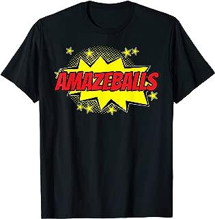 Totes Amazeballs Amazing Balls Amazeballs t shirt T-Shirt