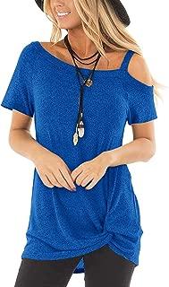 GSVIBK Women's Casual Sleeveless Swing Loose T-Shirt Dress A-Line Pockets House Dress