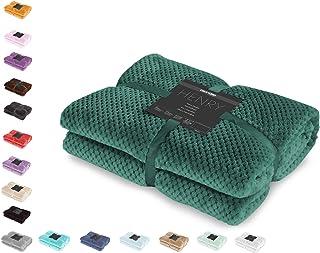 DecoKing 200x220 cm 3D Microfaser Bettw/äsche Bettbez/üge Bettw/äschegarnituren mit dem Bettlaken 4tlg sch/öne Farben und Muster FSH269