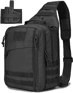 Tactical Sling Bag Pack Small Military Sling Backpack Assault Range Bag
