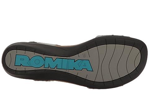 Romika SurfBlack Tahiti ComoPlatin 03 SurfBordo Bark Antimetallic B61SwB