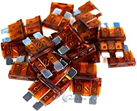 25 pack 7.5 Amp ATC Fuse Blade Style Scosche 7.5A Automotive Car Truck
