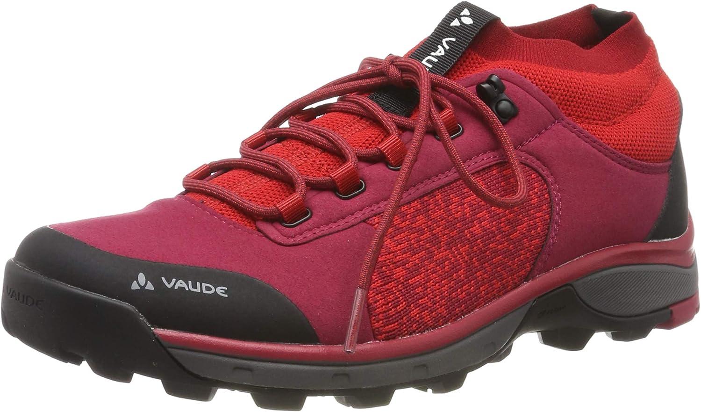 VAUDE Women's High Rise Hiking Shoes Low