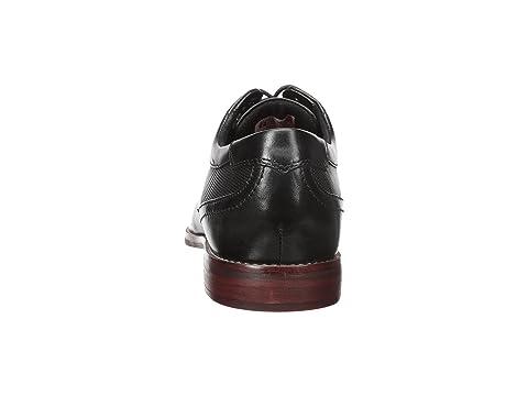 Style Bouchon Rockport Noir Leathercognac Cuir But Perf Orteil Tqw11Y